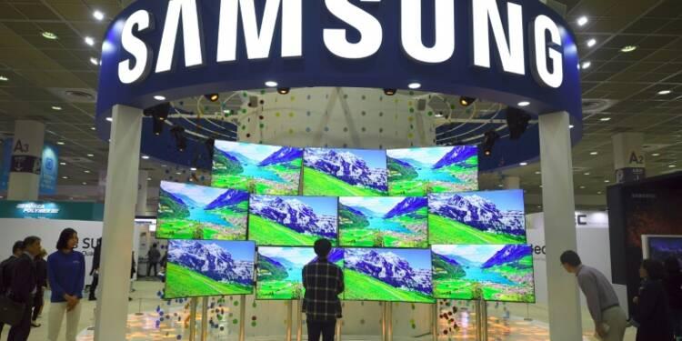 Véhicules connectés: Samsung va racheter l'américain Harman