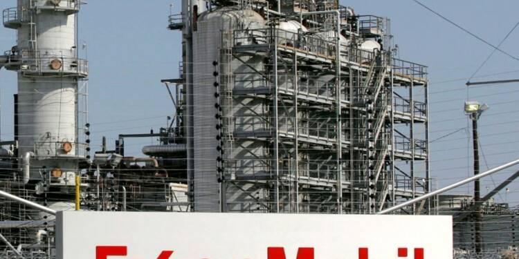 RPT-Exxon Mobil augmente ses projets d'investissement 2017