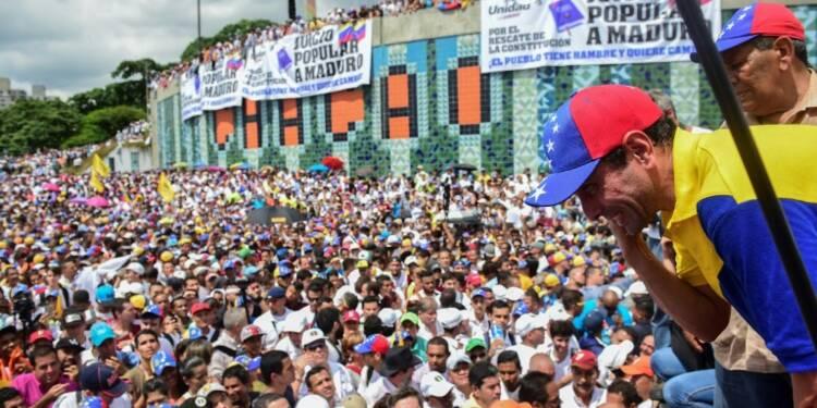 Venezuela: les rayons se remplissent mais les prix explosent