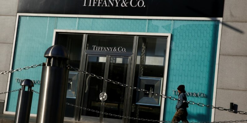 COR-Le joaillier Tiffany conclut un accord avec le fonds Jana