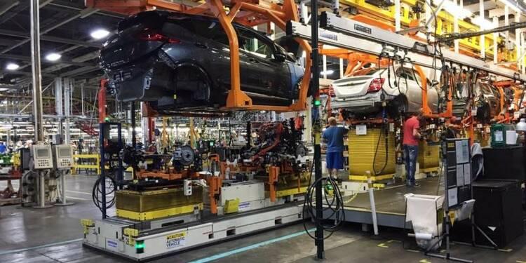 Hausse de 0,3% des prix à la production américaine en février