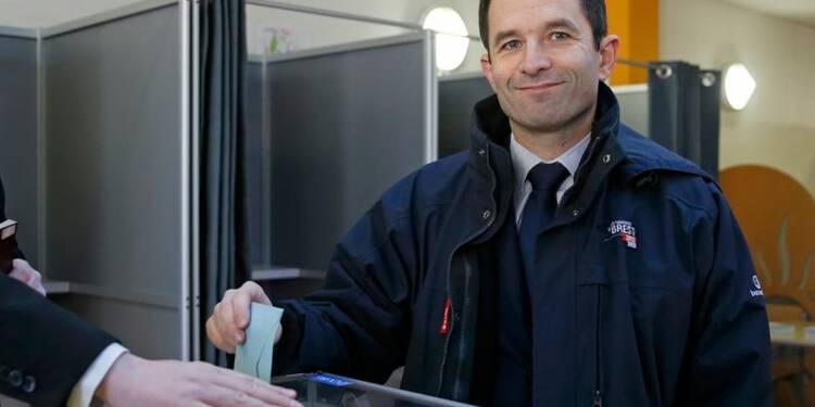 Duel Hamon-Valls pour l'investiture socialiste