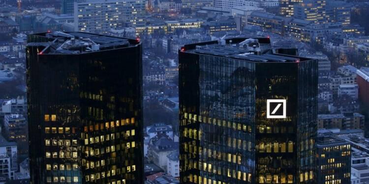Deutsche Bank veut résoudre des problèmes sans l'aide de Berlin