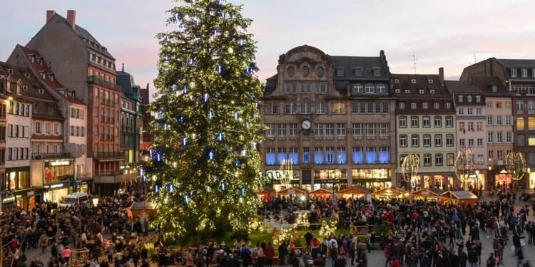 Attentat à Berlin : Strasbourg dépensera 450.000 euros pour sécuriser son marché de Noël