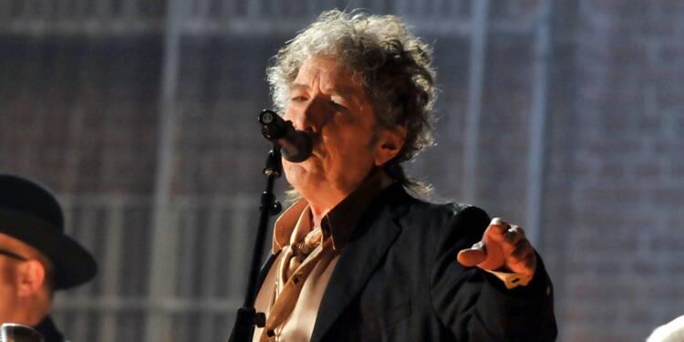 Bob Dylan, rocker, prix Nobel et... cash machine !