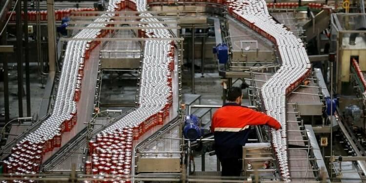Les prix producteurs baissent plus que prévu en zone euro