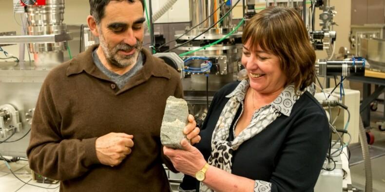 Des fossiles font remonter l'apparition de la vie sur Terre