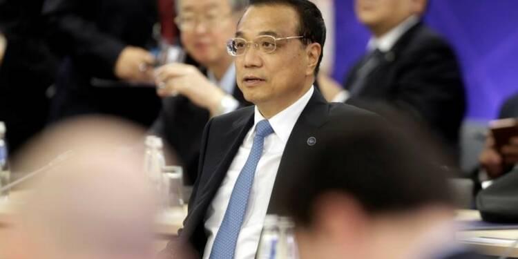 La Chine reste sur une trajectoire de croissance soutenue