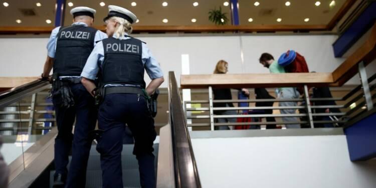 Allemagne-Le suspect syrien visait les aéroports de Berlin-BfV