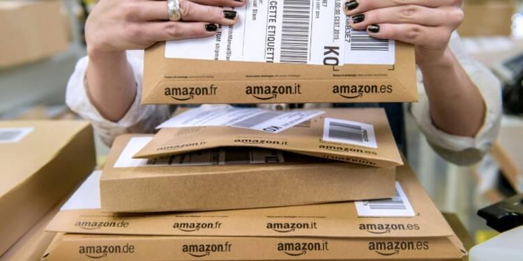 Amazon sur tous les fronts mais très peu rentable