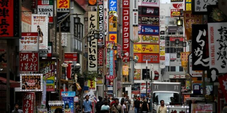 La contraction des services au Japon s'amplifie