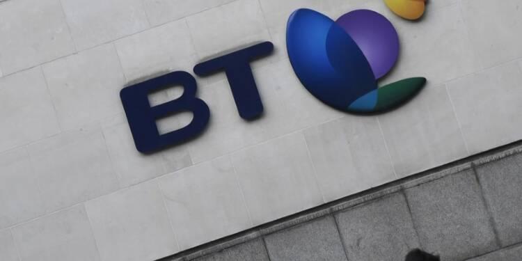 BT conclut un accord sur Openreach, l'action bondit