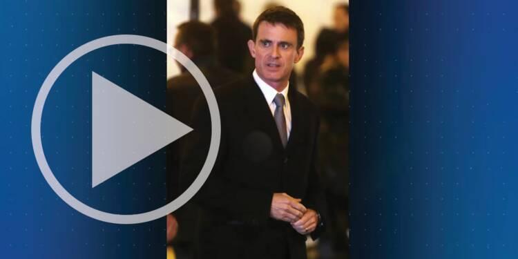 Primaires de la gauche : Le programme de Manuel Valls  en 10 points