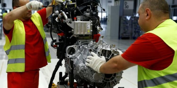 En zone euro, la croissance manufacturière à un pic de 6 ans