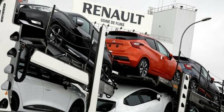 En France, le marché auto cale en février mais gagne 3,2% sur 2 mois