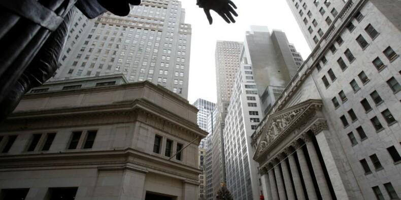 Wall Street ouvre en hausse, record du Dow Jones