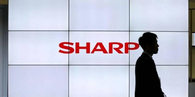 Sharp renoue avec les bénéfices après plus de deux ans de pertes