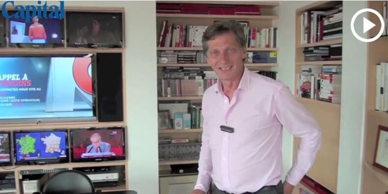 Le bureau de… Nicolas de Tavernost, président du directoire de M6