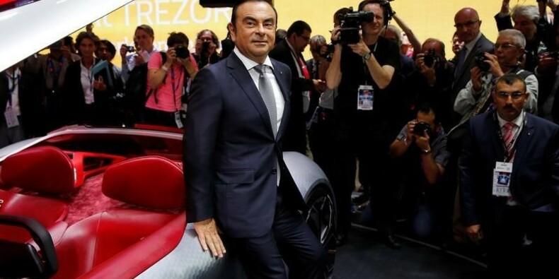 Renault-Nissan se dit en mesure de devenir N°1 avec Mitsubishi