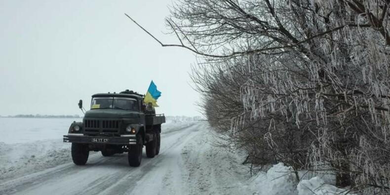 Accalmie dans l'est de l'Ukraine après une semaine de violences