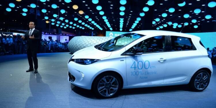 Nouveautés électriques en vedette au Mondial de l'automobile