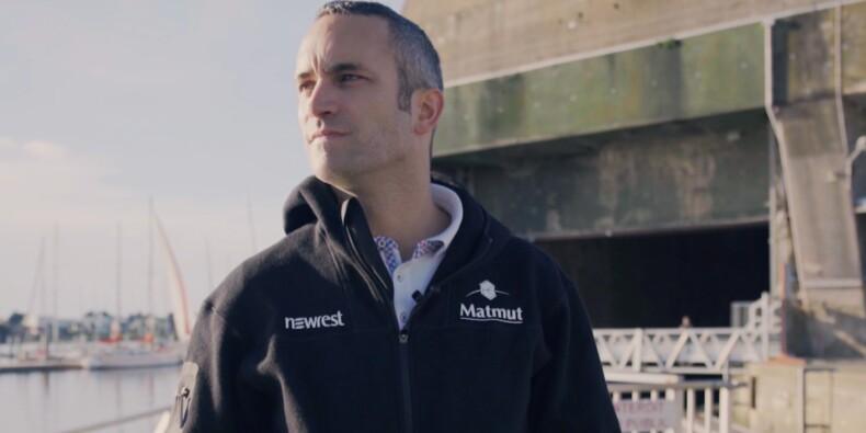 Spécial Vendée Globe : ce skipper qui mène une double vie