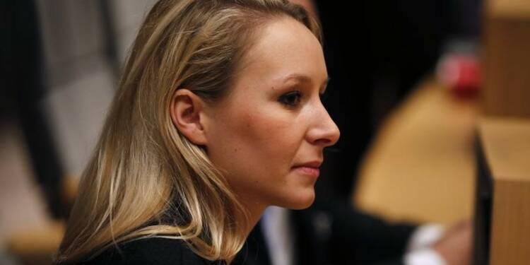 Pas de clivage nord-sud au Front national, dit Marion Maréchal-Le Pen