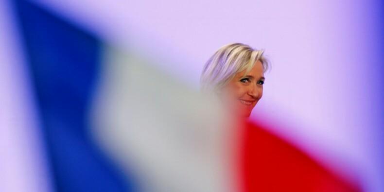 Le Pen qualifiée pour le second tour dans tous les cas