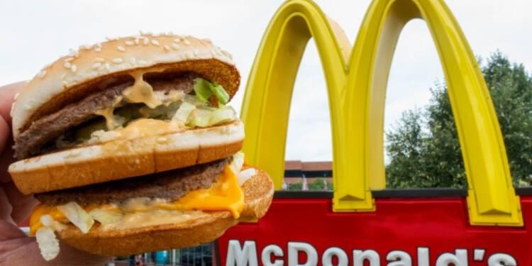 Blocages de restaurants McDonald's à Paris pour une hausse salariale