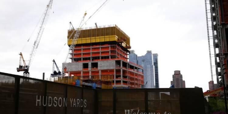 Hausse des mises en chantier aux Etats-Unis, baisse des permis de construire