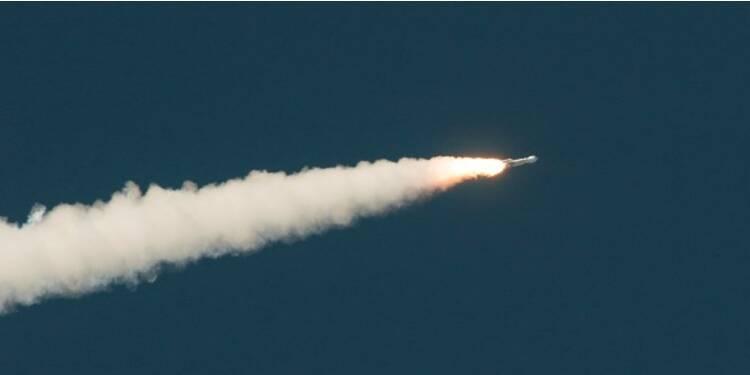 Une sonde de la Nasa entame son voyage vers un astéroïde