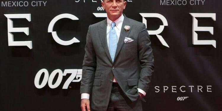 Les producteurs des James Bond veulent garder Daniel Craig