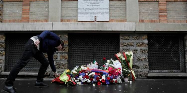 La France commémore les attentats du 13 novembre