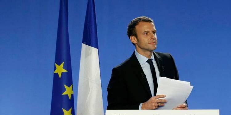 La candidature de Macron tétanise la gauche