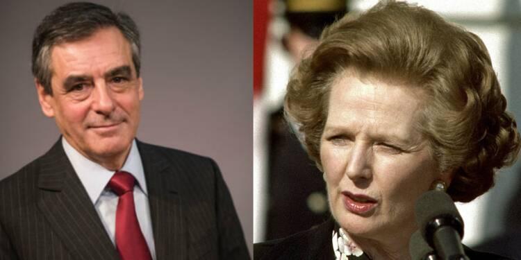 Primaire de la droite : François Fillon est-il un clone de Margaret Thatcher ?