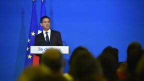 """Cotisations chômage: Valls exclut """"une taxation des plus hauts salaires"""""""