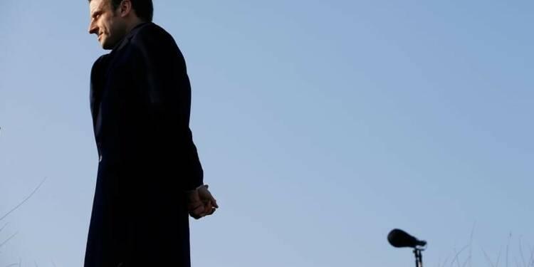Macron prévoit 60 milliards d'économies sur cinq ans - Presse