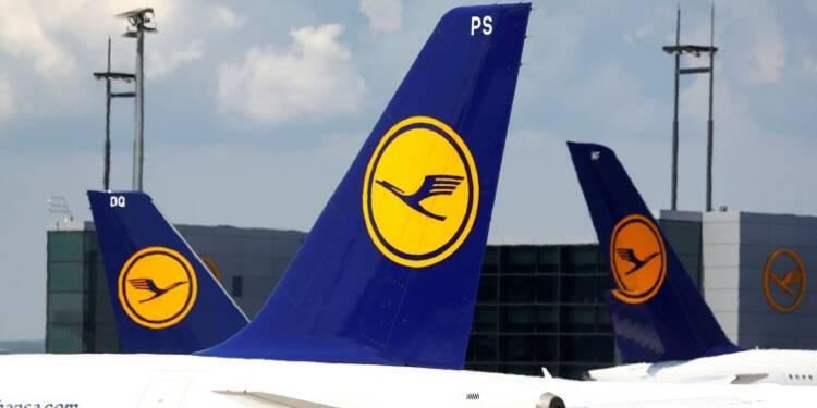Lufthansa limite ses projets d'augmentation de capacités