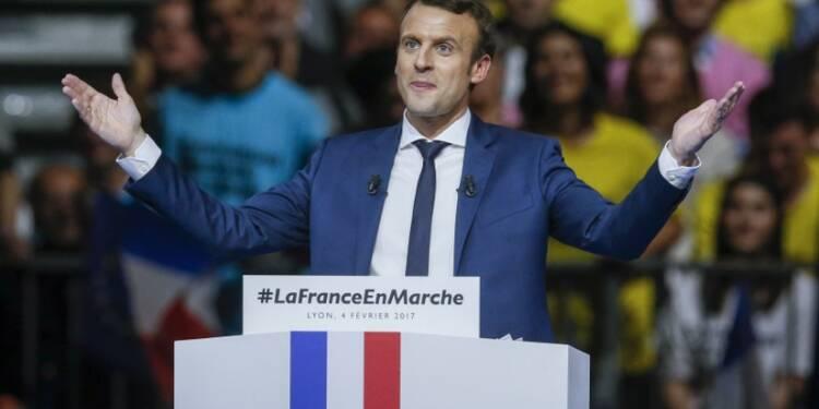 Le Pen et Macron qualifiés pour le second tour, selon deux sondages