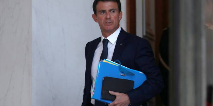 L'état d'urgence examiné par les députés avant Noël, dit Valls