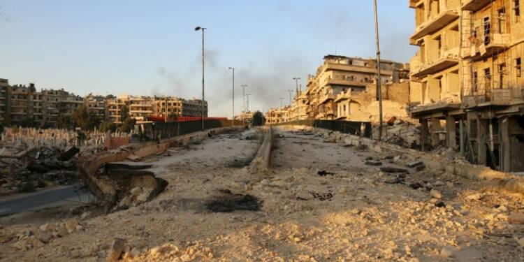 Moscou reste inflexible sur la Syrie malgré les pressions
