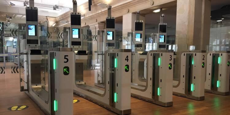 Eurostar, aéroports… bientôt la fin des files d'attente lors des contrôles aux frontières ?