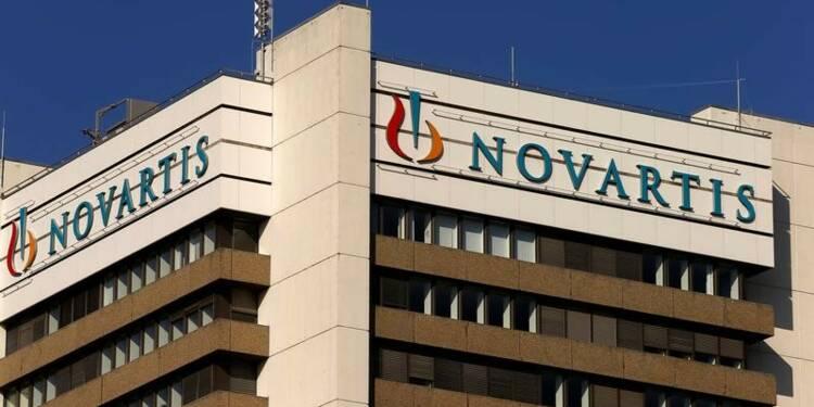 Novartis envisage de céder sa filiale de soins oculaires Alcon