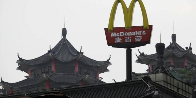 Carlyle et TPG candidats pour McDonald's en Chine