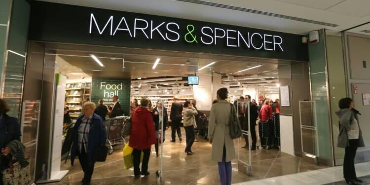 Cinq ans après son retour, Marks and Spencer réduit la voilure en France