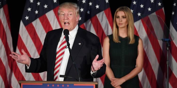Pour la première fois, Trump pris en flagrant délit de conflit d'intérêts
