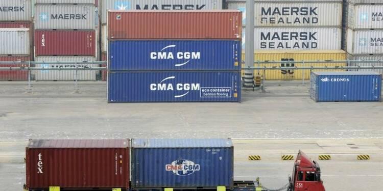 En Chine, hausse supérieure aux attentes des exportations