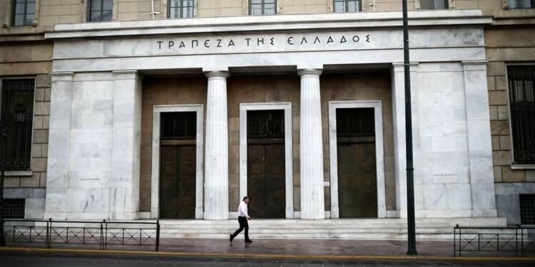 La banque centrale grecque en désaccord avec le FMI sur les banques