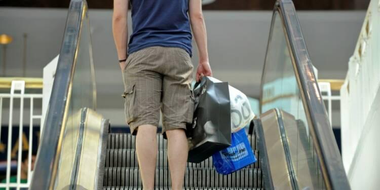 Baisse inattendue de la consommation en août aux USA