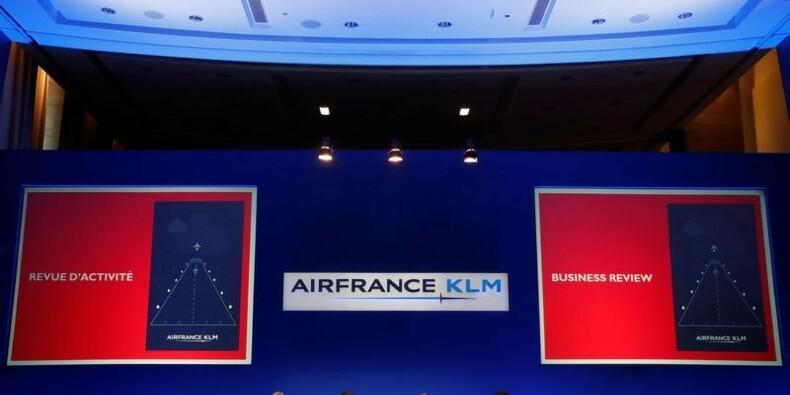 Air France-KLM discute avec des compagnies chinoises, pas Etihad
